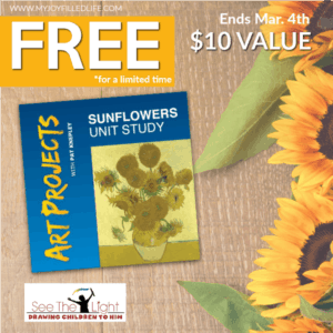 Sunflower-Unit-Study-Freebie-square