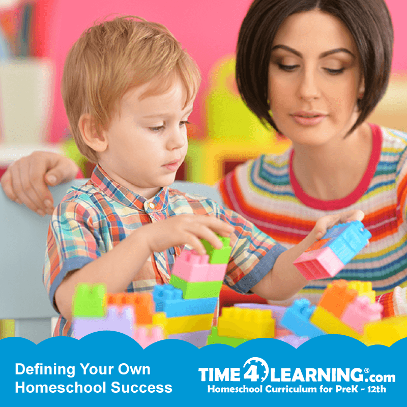 Defining Your Own Homeschool Success