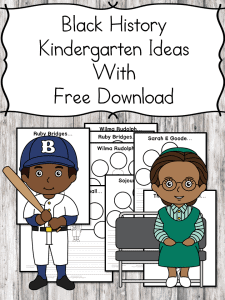 black-history-kindergarten-lessons
