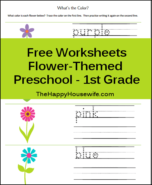 August-Flower-Themed-Printables