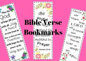 Bible-VerseBookmarks