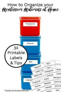 Stack of one red on the top of three blue boxes  in white with clipping path