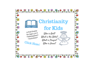 christianity-for-kids
