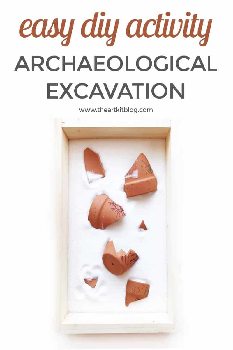 diy-archaeological-excavation-for-kids-PINTEREST