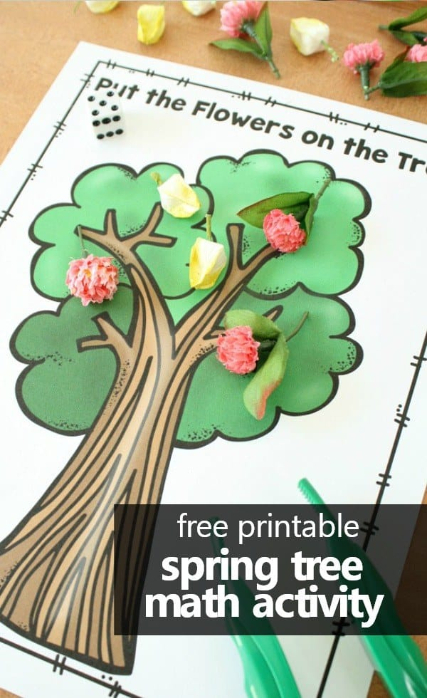 free-printable-spring-tree-math-activity-for-preschool-and-kindergarten.-preschool-kindergarten-freeprintable