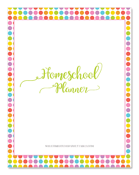 homeschool-planner