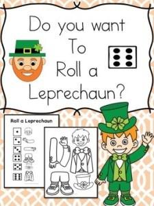 roll-a-leprechaun