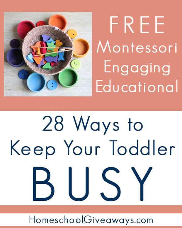 toddler busy 28 waysHSG