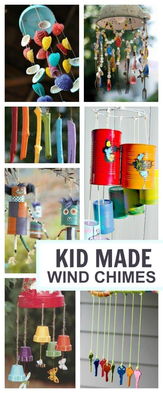 wind chimes kids can make 4