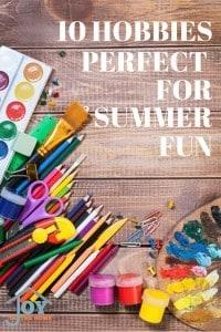 10-HOBBIES-Perfect-for-Summer-Fun