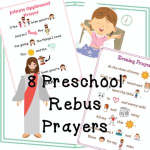 8-PreschoolRebus-Prayers