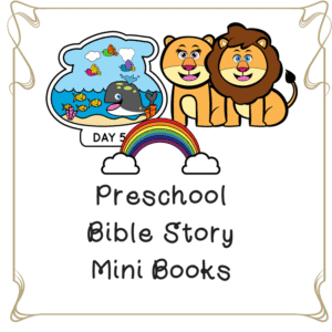 Bible-StoryMini-Books