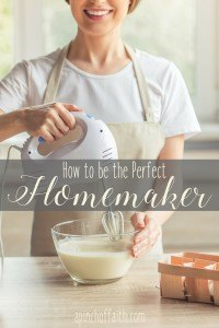 How-to-Be-the-Perfect-Homemaker-Pinterest