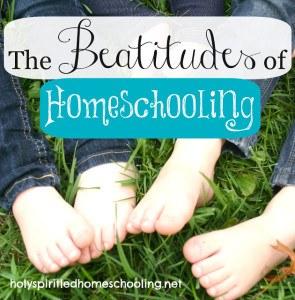 beatitudes+homeschooling+pic