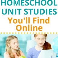 best-homeschool-unit-studies