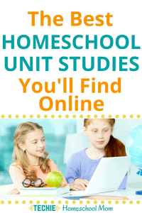 best-homeschool-unit-studies