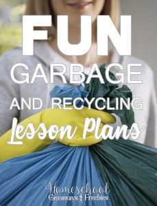 grabage-lesson-plans