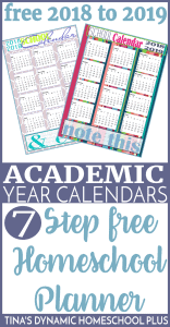 2018-to-2019-Academic-Year-Calendars-@-Tinas-Dynamic-Homeschool-Plus