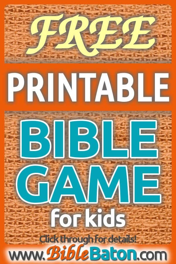 graphic regarding Printable Bible Trivia Games titled Absolutely free Printable Bible Activity for Small children - Homeschool Giveaways