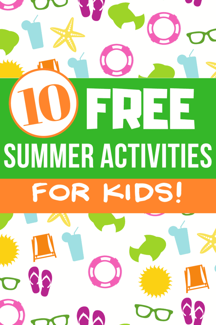 free home giveaway 10 free summer activities for kids homeschool giveaways 541