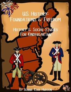 US History for Kindergarten-Foundations & Freedom
