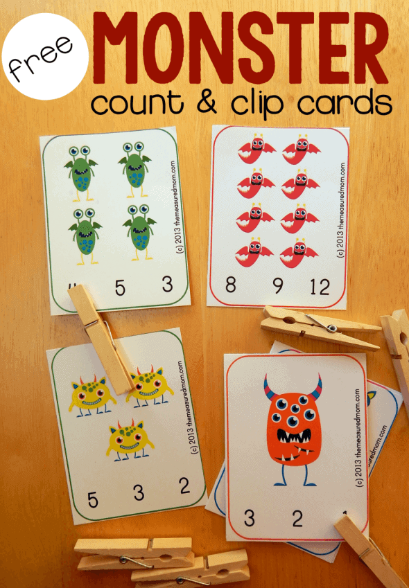 monster-count-and-clip-cards-590x849