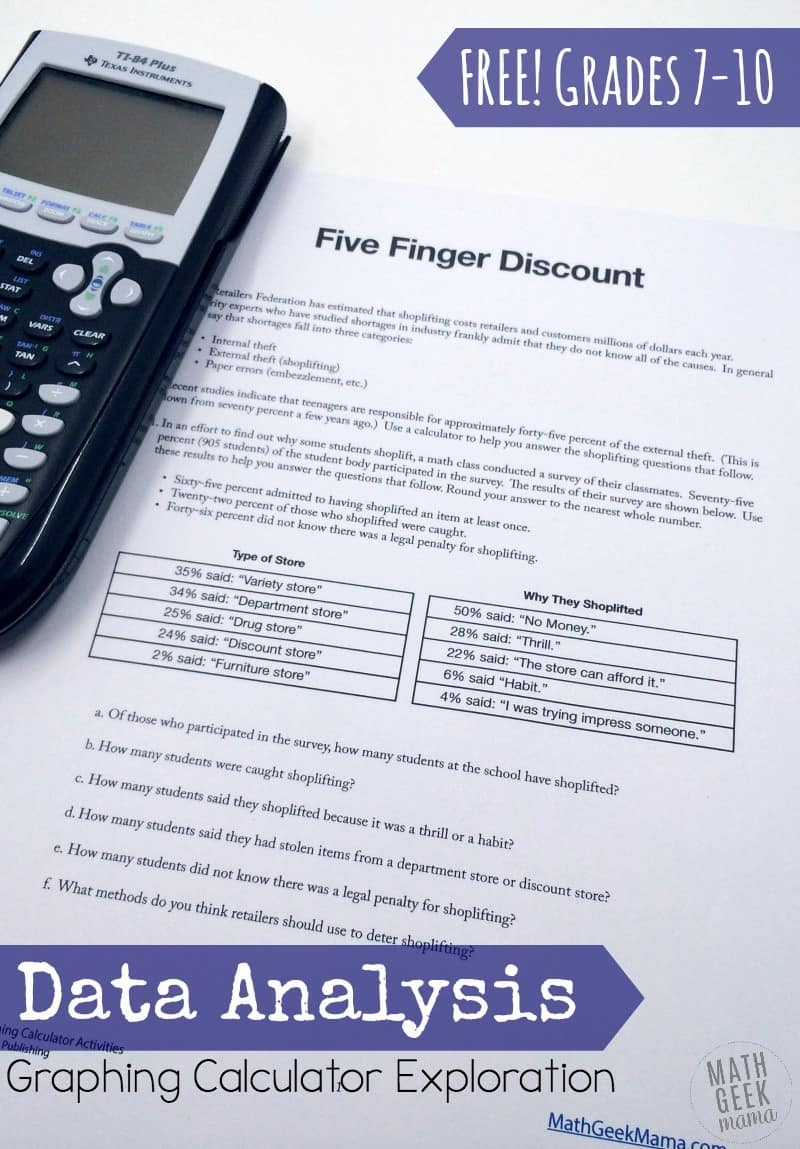 Data-Analysis-Calculator-Lesson-PIN