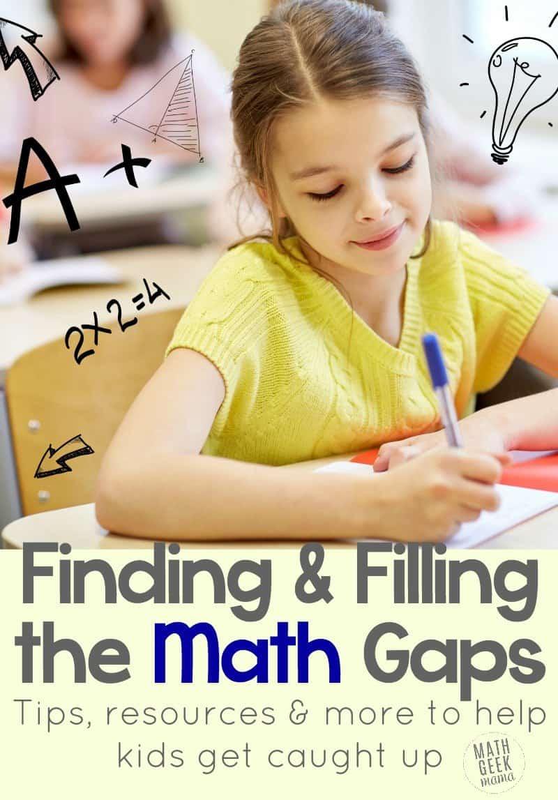 Filling-the-Math-Gaps