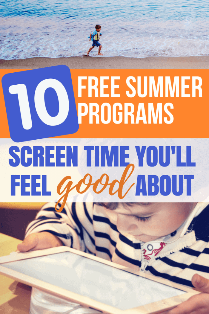 Free Online Summer Programs