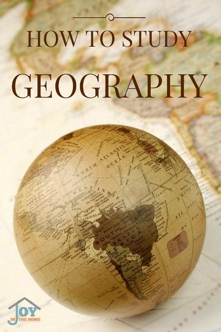 HowtoStudyGeography