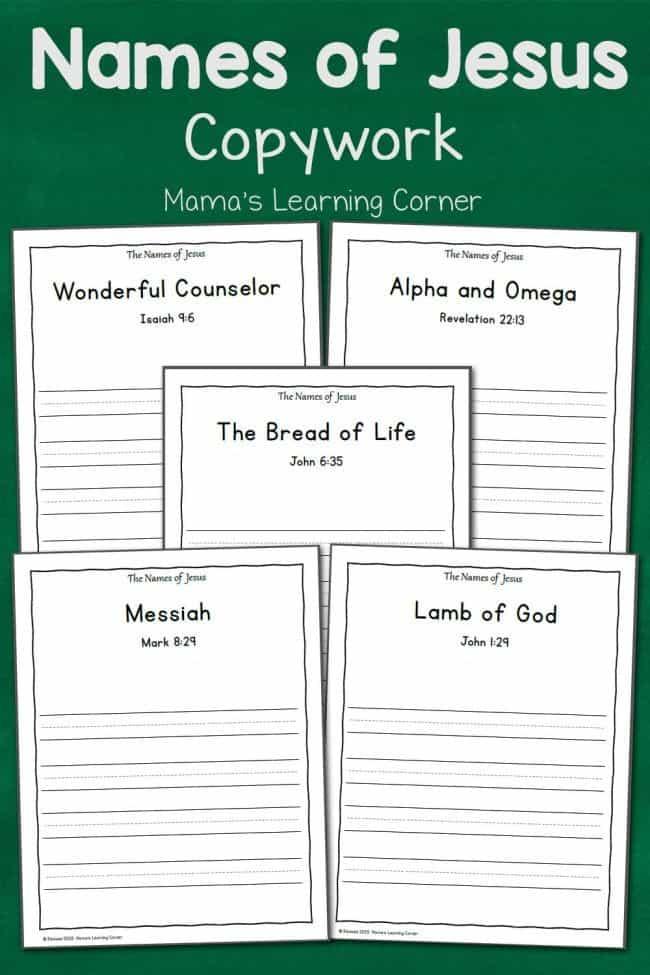 Names-of-Jesus-Copywork1-650x975