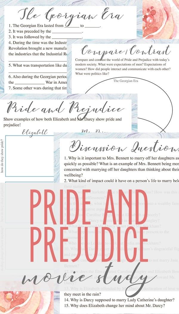 Pride-and-Prejudice-Movie-Study