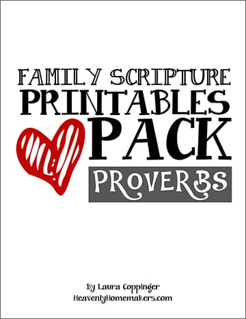 family-scripture-pack