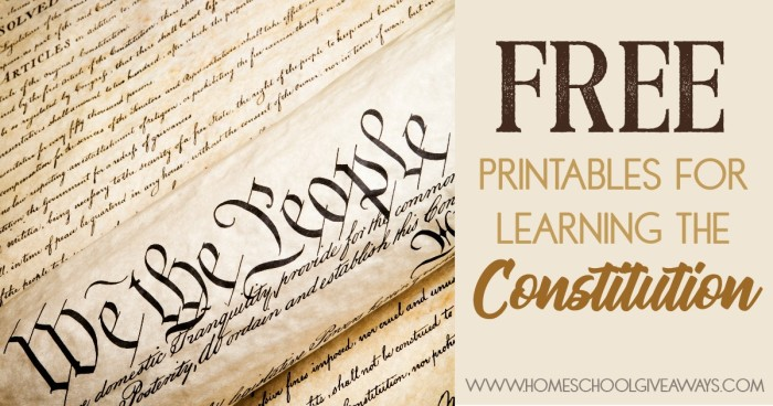 image regarding Preamble Printable named Cost-free Printables for Studying the Consution (Cost-free Immediate