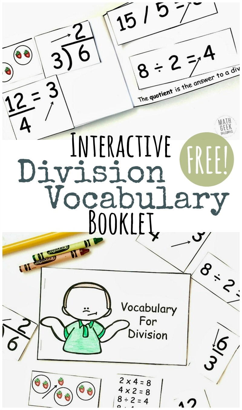 Division-Vocabulary-PIN