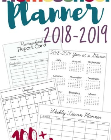 Homeschool Planner Archives Homeschool Giveaways