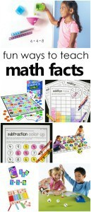 Fun-ways-to-teach-math-facts-Math-fact-games-addition-and-subtraction-fact-activities-for-first-grade-and-second-grade