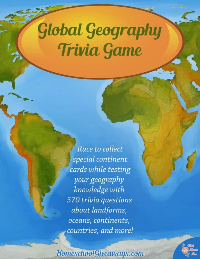 FREE Global Geography Quiz Game