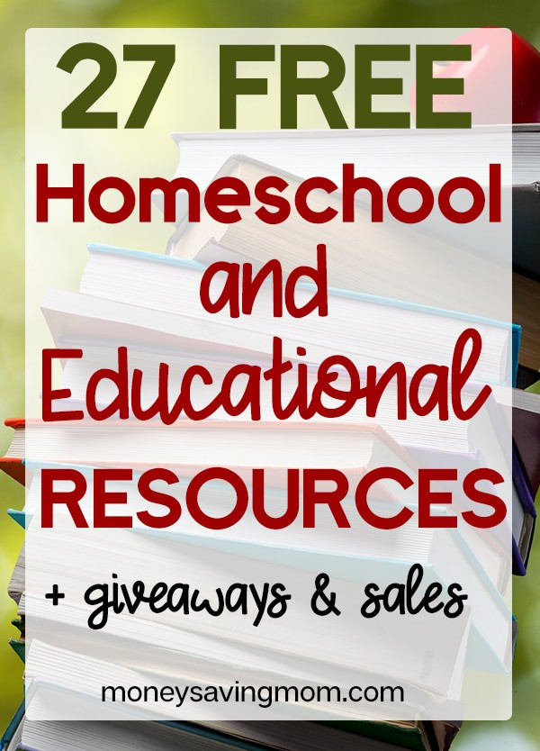 Free homeschool curriculum resources archives money saving mom this is a weekly list of free homeschool curriculum and resources compiled by carrie from homeschoolgiveaways if you arent a homeschooler solutioingenieria Choice Image