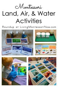 Montessori-Land-Air-and-Water-Activities