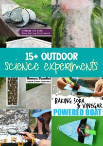 Outdoor-Science-Experiments