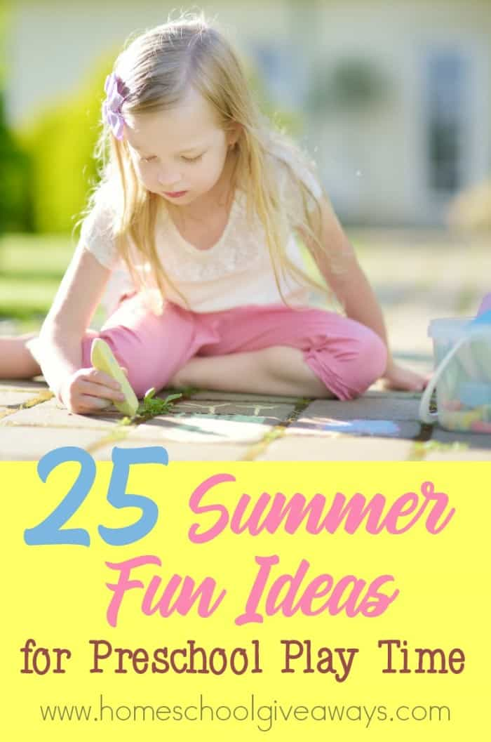 Summer Preschool Play Time_pin