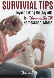 Survival-Tips-for-Chronically-Ill-Homeschool-Moms