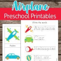 airplane-prek