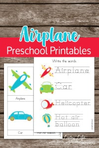 airplane-prek