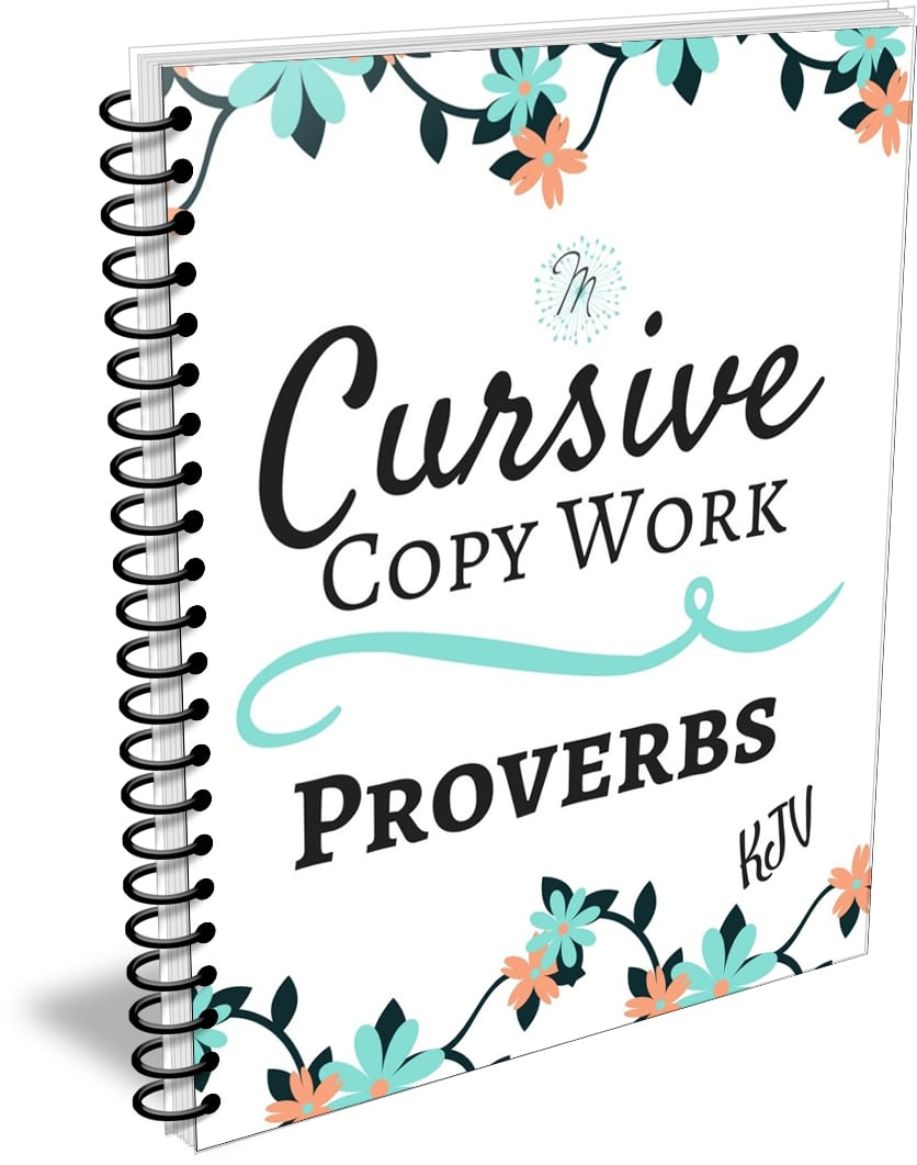 cursive-copywork