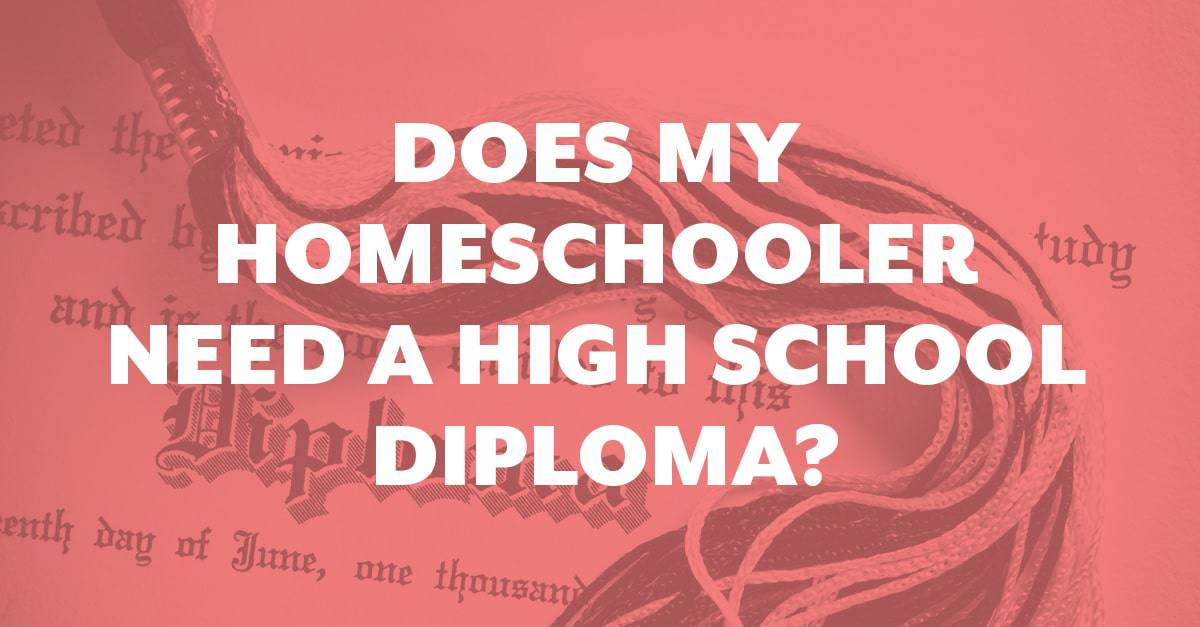 Applying for College with a Homeschool Diploma