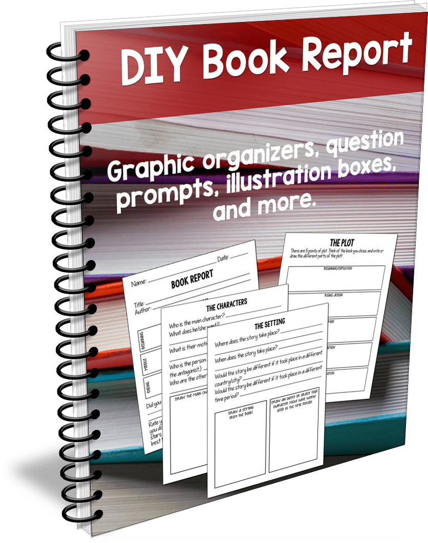 diy-book-report
