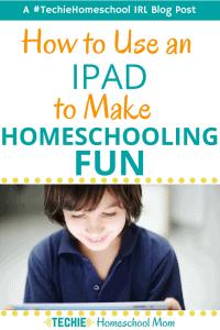 use-ipad-homeschool-fun