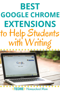 Best-Google-Chrome-extensions-writing